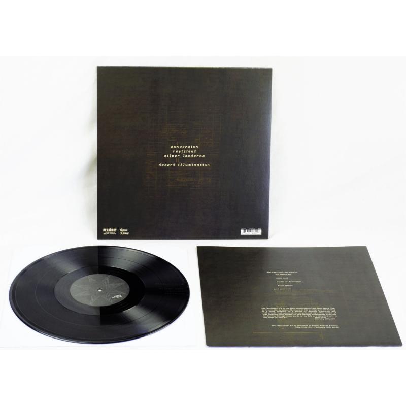 Nachtmystium - Resilient Vinyl LP     black