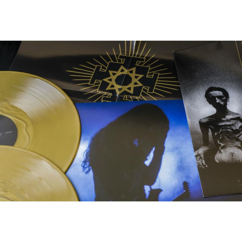 Secrets Of The Moon - Antithesis Vinyl 2-LP Gatefold  |  gold