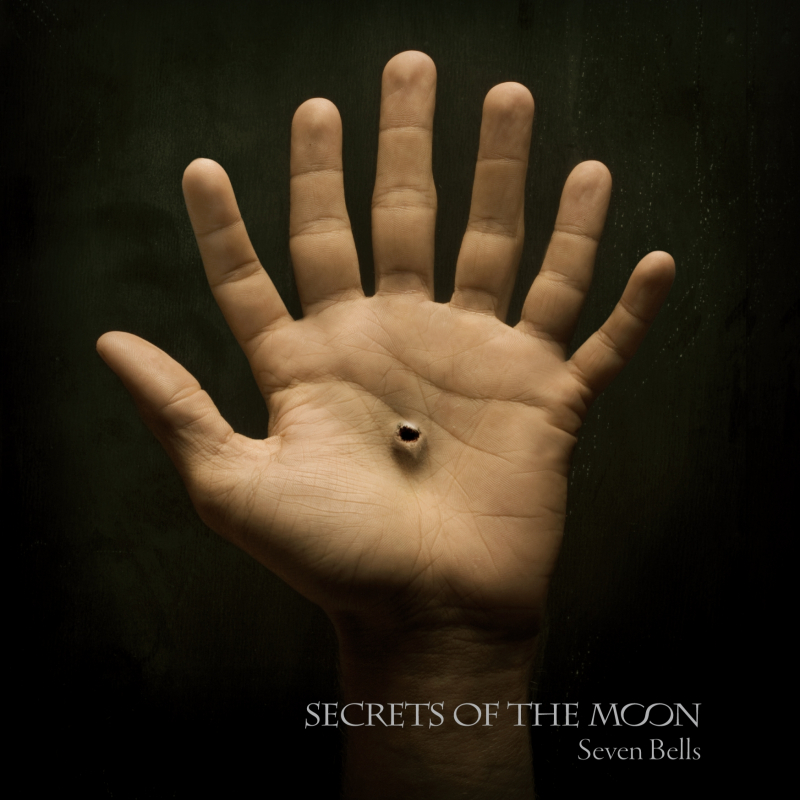 Secrets Of The Moon - Seven Bells CD Digipak