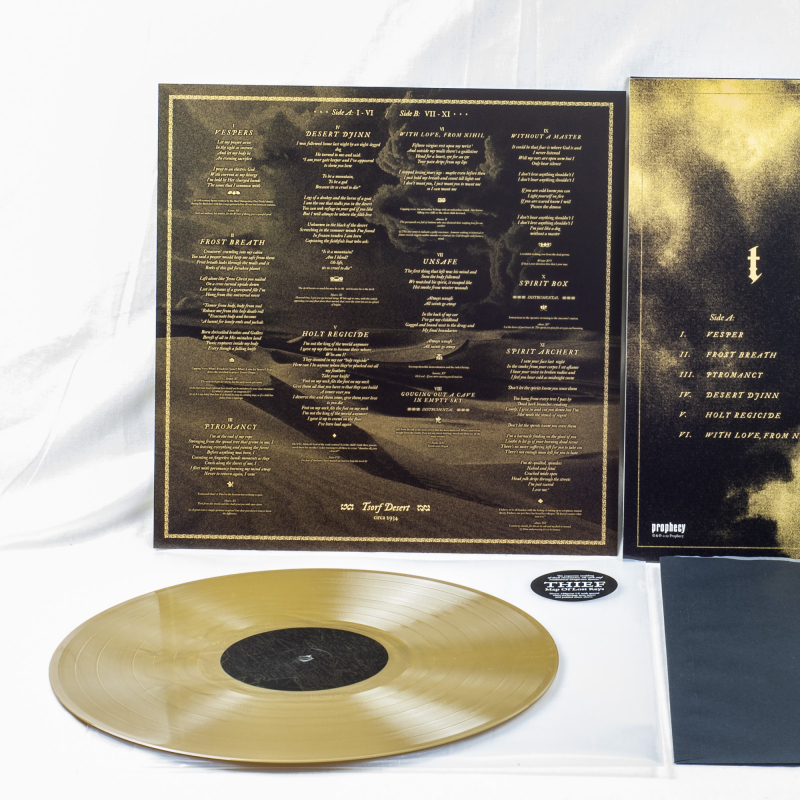 Thief - Map Of Lost Keys Vinyl LP  |  Gold