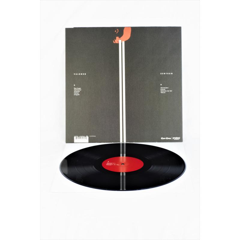 Valborg - Zentrum Vinyl LP  |  Black