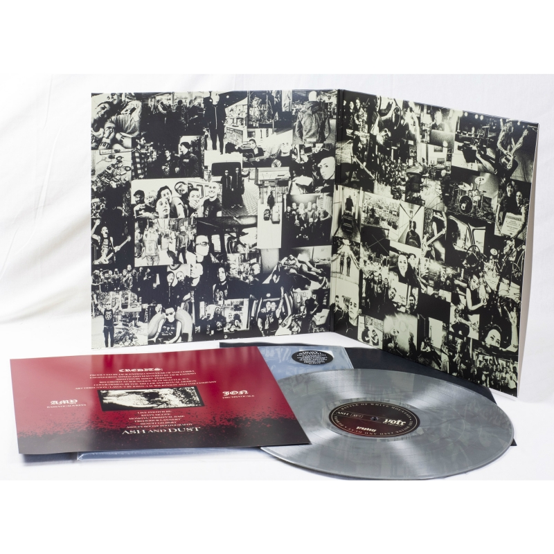 Year Of The Cobra - Ash And Dust Vinyl Gatefold LP  |  Silver