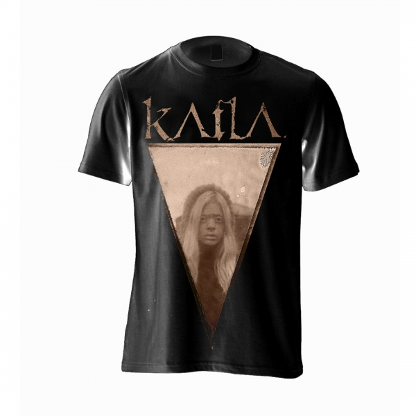 Katla - Mó∂urástin - Book + Shirt Bundle