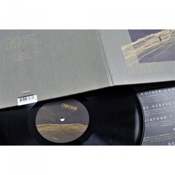 Crone - Godspeed Vinyl Gatefold LP | black