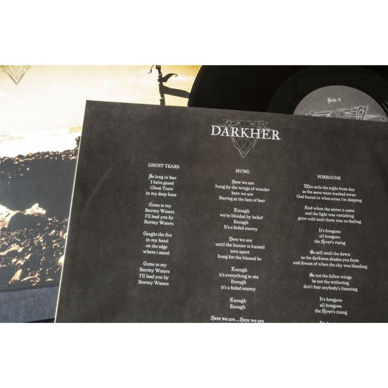 Darkher - The Kingdom Field CD Digipak