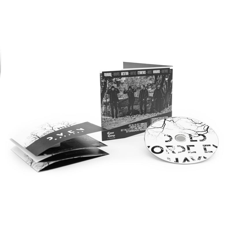 Dold Vorde Ens Navn - Mørkere CD Digipak