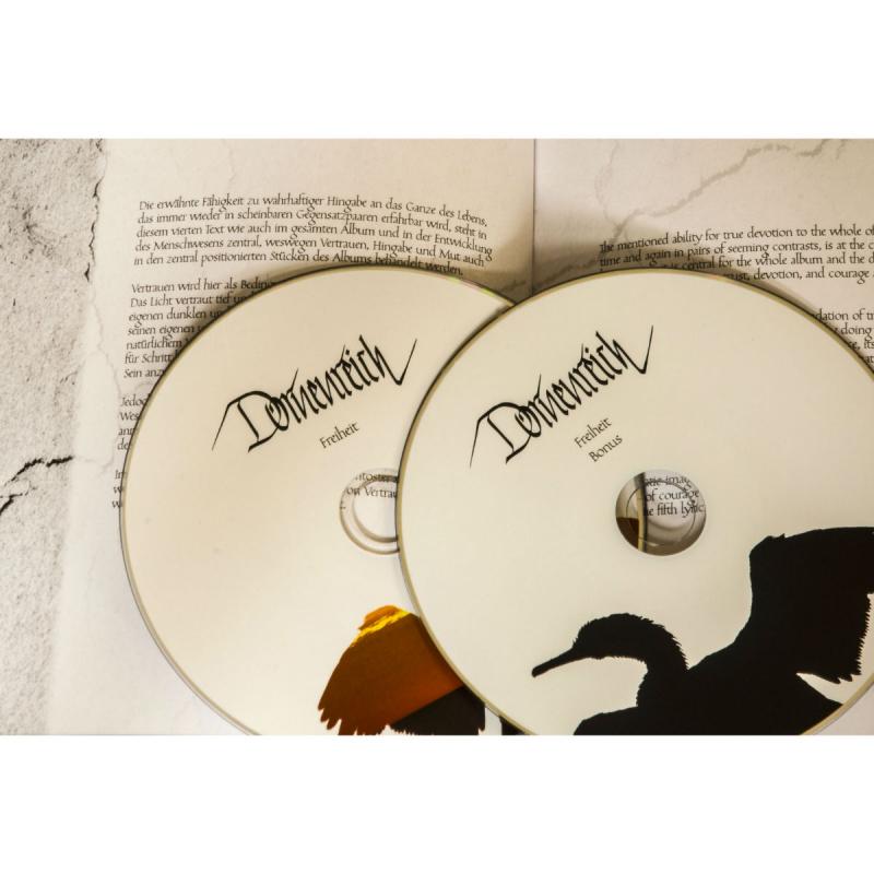 Dornenreich - Freiheit CD Digipak