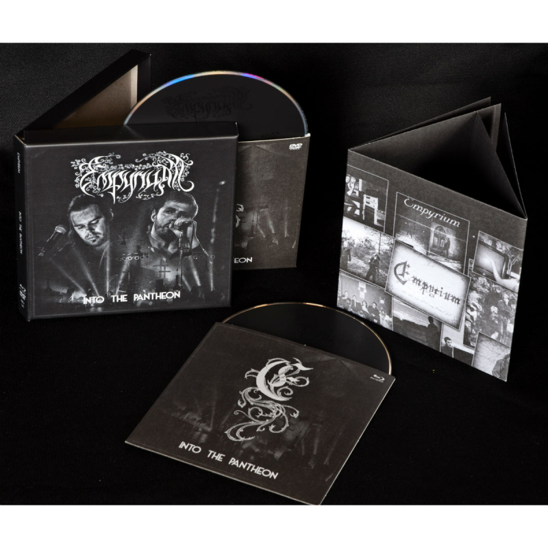 Empyrium - Into The Pantheon DVD+Blu-ray