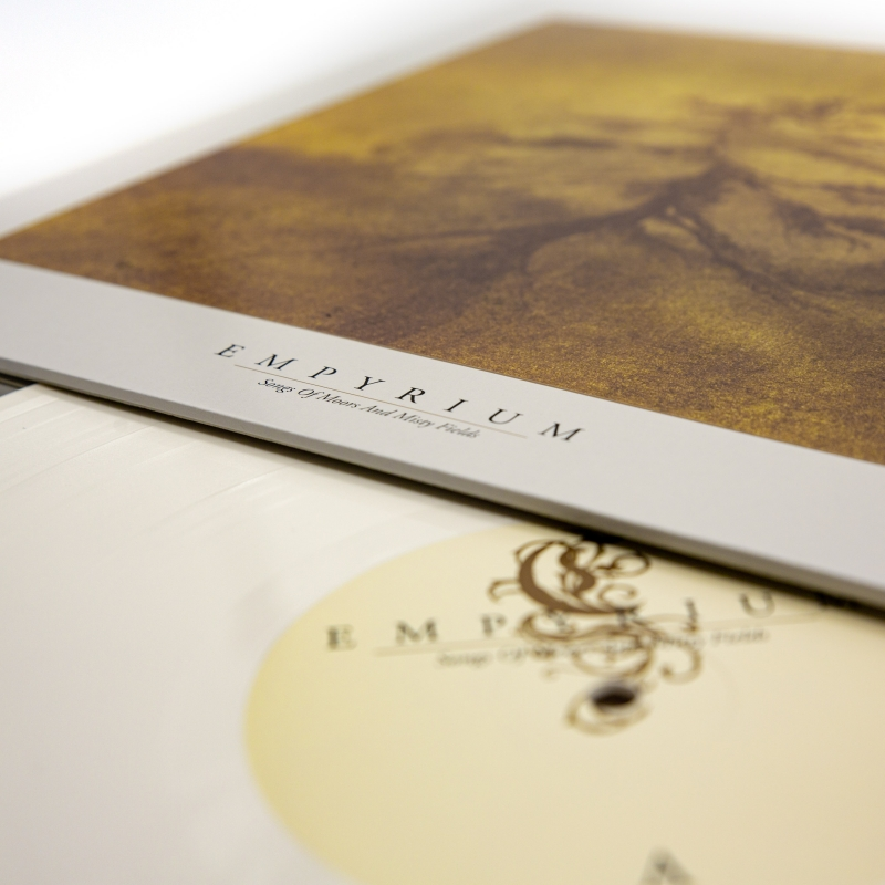 Empyrium - Songs Of Moors And Misty Fields Vinyl Gatefold LP  |  White
