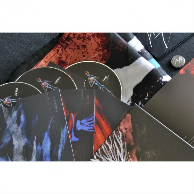 Lantlôs - Agape CD