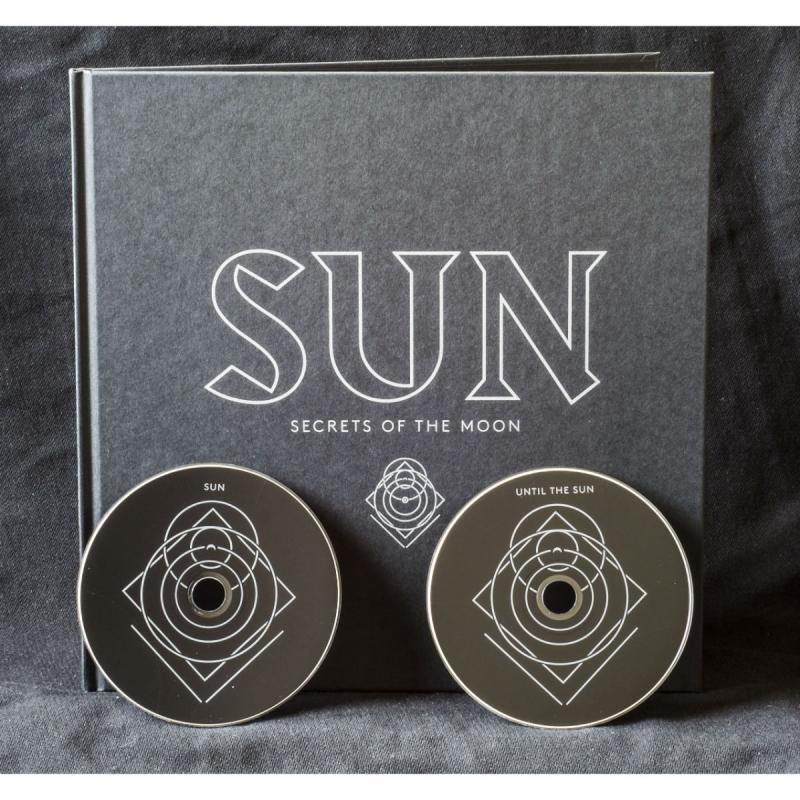 Secrets Of The Moon - SUN Complete Box