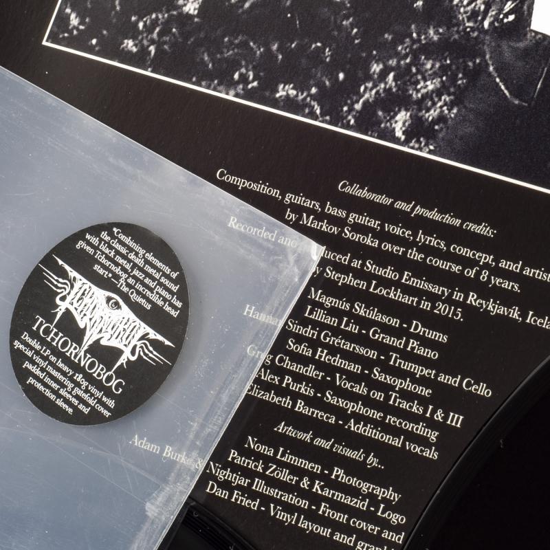 Tchornobog - Tchornobog Vinyl 2-LP Gatefold  |  Black