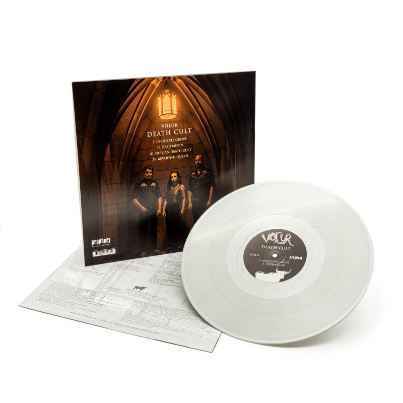 Völur - Death Cult Vinyl LP  |  Silver