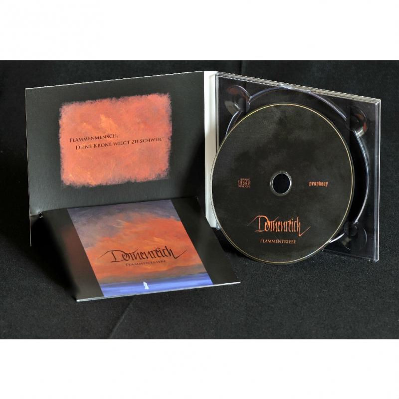 Dornenreich - Flammentriebe CD