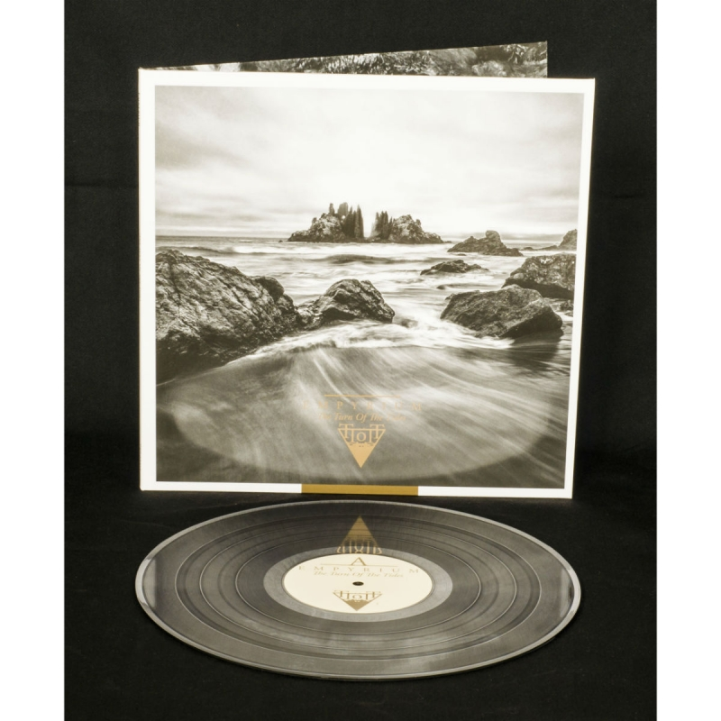 Empyrium - The Turn Of The Tides Vinyl Gatefold LP  |  black