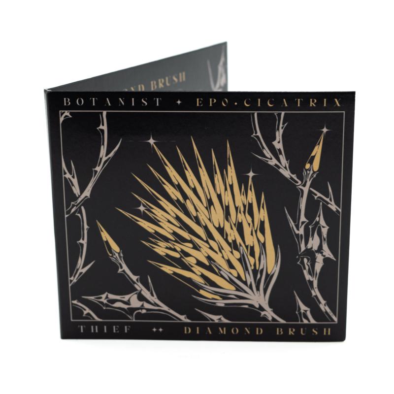 Thief - Cicatrix / Diamond Brush (Split with Botanist) CD Digisleeve