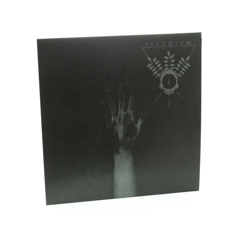 Illudium - Ash Of The Womb Vinyl LP  |  Ash Grey