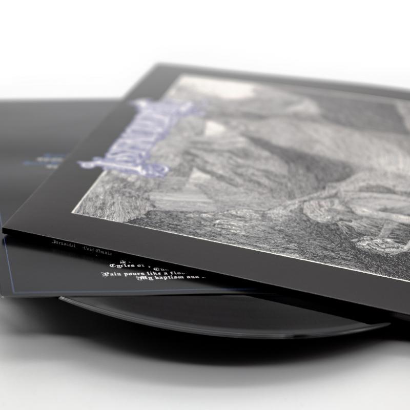 Isenordal - Split with Void Omnia Vinyl LP     Black