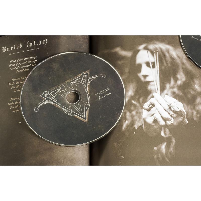 Darkher - Realms CD Digipak