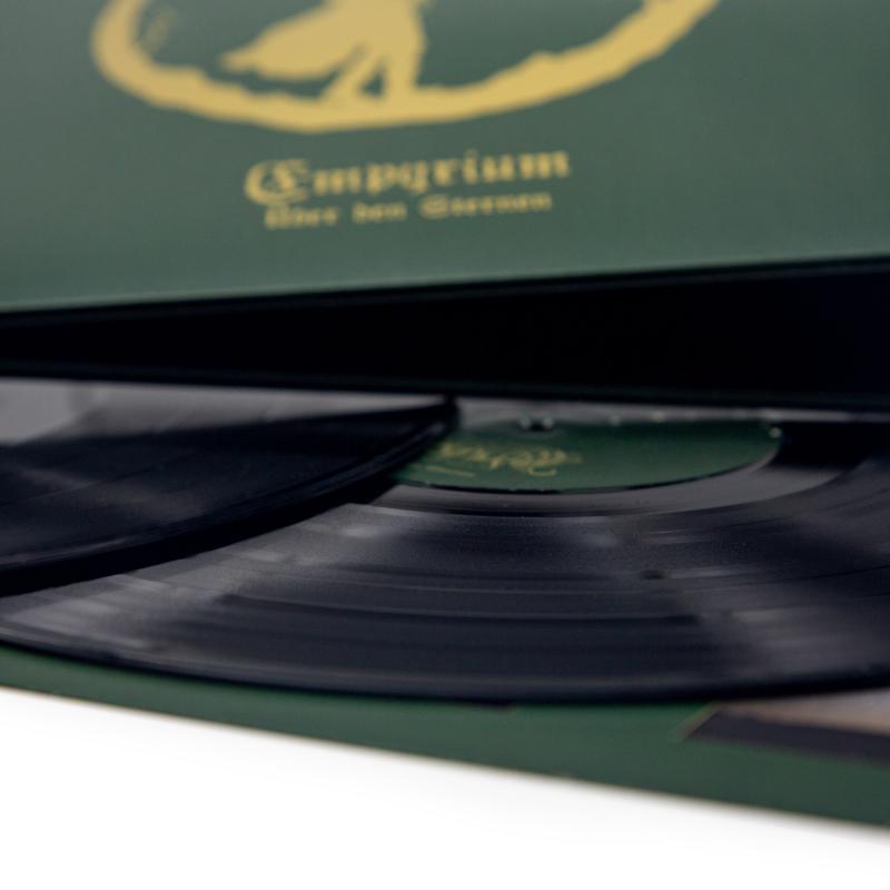 Empyrium - Über den Sternen Vinyl 2-LP Gatefold  |  Black