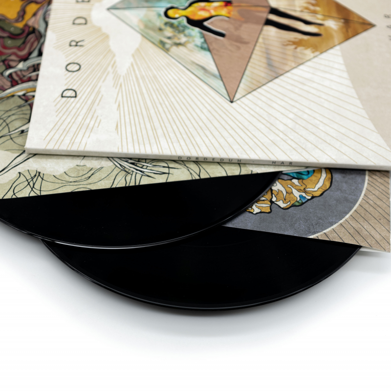 Dordeduh - Har Vinyl 2-LP Gatefold  |  Black
